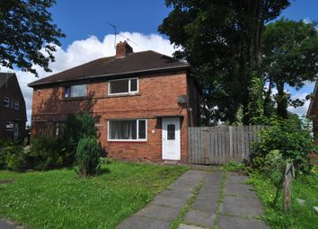 Thumbnail 2 bed semi-detached house for sale in Ash Grove, Spennymoor