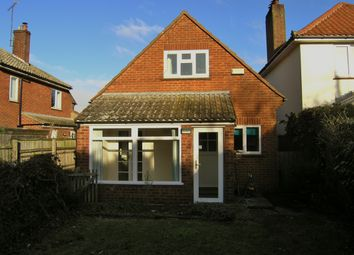 Thumbnail 2 bedroom detached house to rent in Hotson Road, Southwold, Suffolk