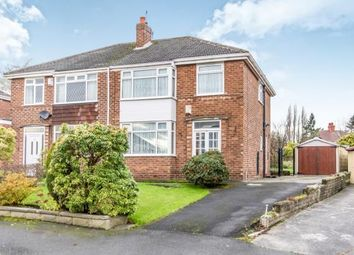 Thumbnail 3 bed semi-detached house for sale in Scott Road, Denton, Manchester, Greater Manchester