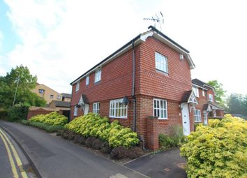 Thumbnail 1 bed end terrace house to rent in The Hollands, Woking