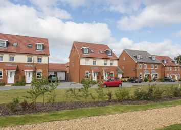 Thumbnail 3 bed semi-detached house for sale in Daffodil Way, Denvilles, Havant