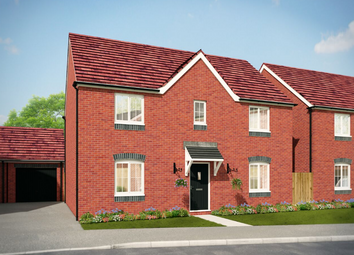 Thumbnail 4 bed detached house for sale in The Chestnut, Sommerfield Road, Hadley, Telford, Shropshire