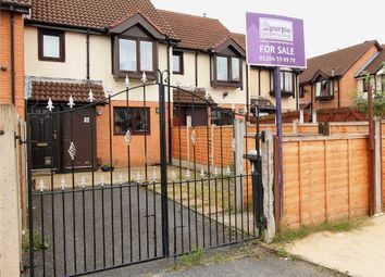 Thumbnail 3 bedroom terraced house for sale in Brunswick Court, Astley Bridge, Bolton, Lancashire