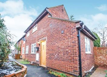 Thumbnail 2 bed end terrace house for sale in High Street, Cranfield, Bedford, Bedfordshire