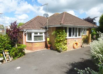 Thumbnail 4 bed detached bungalow for sale in The Homelands, Warminster