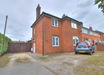 Thumbnail 3 bed semi-detached house for sale in Queens Way, Ipswich