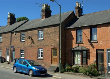 Thumbnail 2 bed terraced house for sale in Salisbury Road, Marlborough, Wiltshire