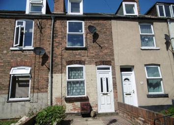 Thumbnail 2 bed terraced house for sale in 37 Waterworks Street, Gainsborough, Lincolnshire