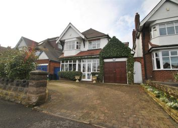 Thumbnail 3 bed detached house for sale in Alcester Road South, Kings Heath, Birmingham