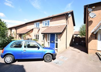 Thumbnail 2 bedroom semi-detached house for sale in Oaktree Close, Hamilton, Leicester