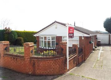 Thumbnail 2 bed bungalow for sale in Chancery Drive, Cannock, Staffordshire