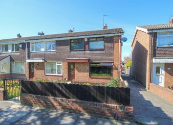 Thumbnail 3 bed terraced house for sale in Brockwell Close, Winlaton, Blaydon-On-Tyne