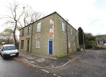 Thumbnail 1 bed terraced house to rent in A Market Street, Whitworth, Rochdale