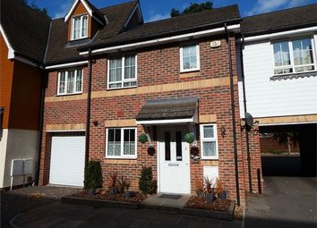 Thumbnail 3 bed terraced house for sale in Chestnut Tree Grove, Farnborough, Hampshire