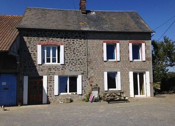 Thumbnail 3 bed equestrian property for sale in La Colombe, Manche, 50800, France
