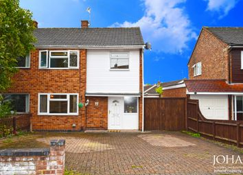 3 bed semi-detached house for sale in Blenheim Road, Leicester, Leicestershire LE4