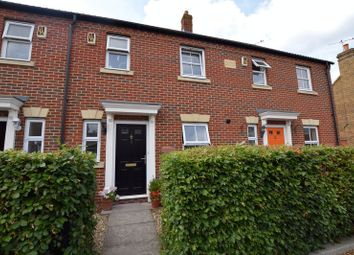Thumbnail 3 bed terraced house for sale in Chalford Way, Aylesbury