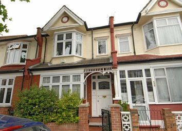 Thumbnail 4 bed terraced house to rent in Brudenell Road, London