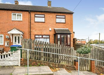 Thumbnail 2 bedroom end terrace house for sale in Gladstone Street, West Bromwich