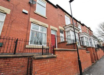 Thumbnail 3 bed terraced house for sale in Malton Street, Sheffield