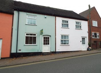 Thumbnail 2 bed terraced house to rent in Church Close, Old Hall Lane, Fradley, Lichfield