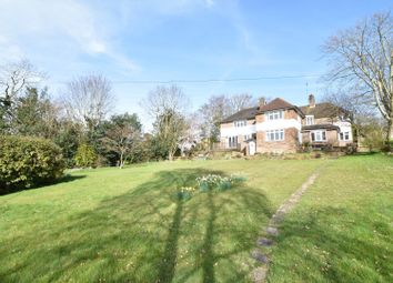Thumbnail 5 bed detached house for sale in Park View, Uckfield