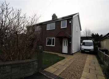 Thumbnail 3 bed semi-detached house for sale in Miller Lane, Cottam, Preston