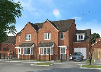 Thumbnail 4 bed semi-detached house for sale in The Village, London Road, Buntingford, Hertfordshire