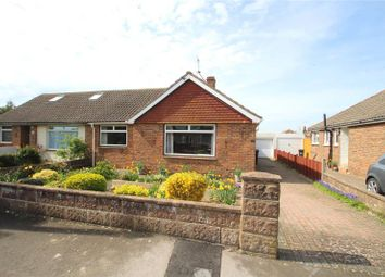 Thumbnail 3 bed semi-detached bungalow for sale in Osborne Close, Sompting, West Sussex