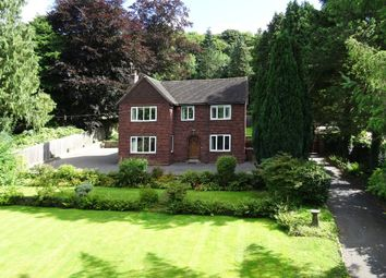 Thumbnail 3 bed detached house for sale in Duffield Road, Little Eaton, Derbyshire