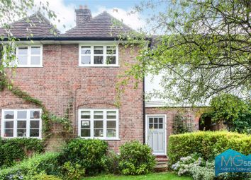 Erskine Hill, Hampstead Garden Suburb, London NW11. 3 bed terraced house