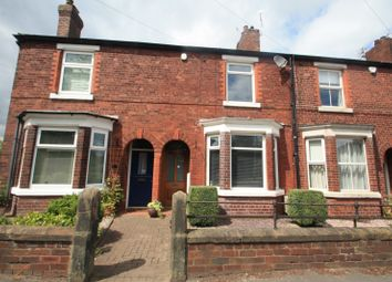Thumbnail 3 bed terraced house to rent in Chester Road, Hartford, Northwich