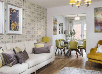 Thumbnail 4 bed semi-detached house for sale in Langford Mills, Norton Fitzwarren, Taunton