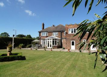 Thumbnail 5 bedroom detached house for sale in Hye Gate, Thorne Road, Edenthorpe, Doncaster