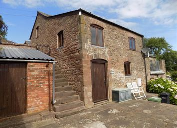 Thumbnail 1 bed barn conversion to rent in Welsh Newton Common, Monmouth