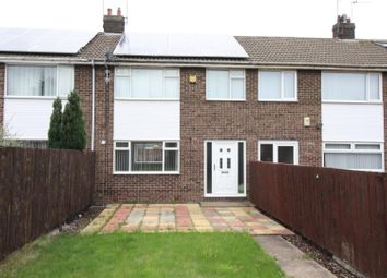 Thumbnail 3 bedroom terraced house for sale in Marsdale, Sutton-On-Hull, Hull