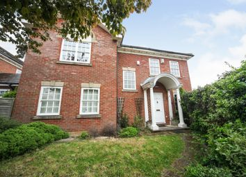 Thumbnail 4 bed detached house for sale in Skelton Close, Luton
