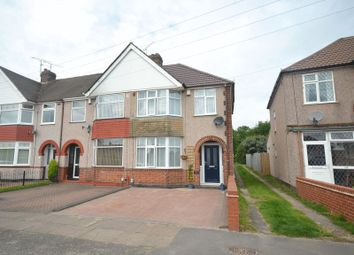 Thumbnail 3 bed terraced house to rent in Overslade Crescent, Coventry