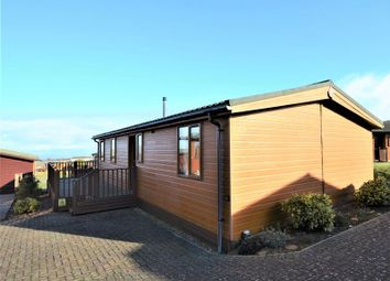 Thumbnail 3 bedroom lodge for sale in Ilfracombe