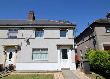 Thumbnail 3 bed semi-detached house for sale in Glanhowy Road, Wyllie, Blackwood