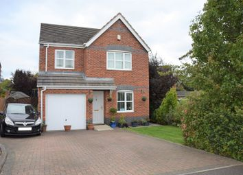 Thumbnail 4 bed detached house for sale in Warwick Close, Bagworth