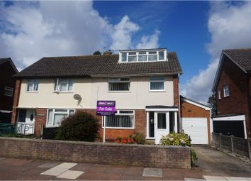 Thumbnail 4 bed semi-detached house for sale in Lilac Avenue, Southport