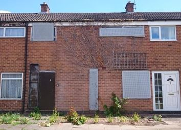 Thumbnail 3 bed terraced house for sale in Weymouth Close, Coventry