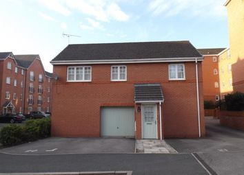 Thumbnail 2 bed flat for sale in Sackfield House, Blount Close, Crewe, Cheshire