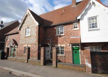 Thumbnail 3 bedroom detached house to rent in Corn Mill Court, West Road, Saffron Walden