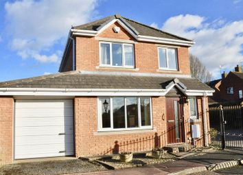 Thumbnail 3 bed detached house for sale in Cleeve Lake Court, Stoke Road, Bishops Cleeve, Cheltenham