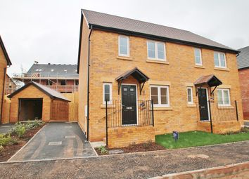 Thumbnail 3 bed semi-detached house to rent in Barnetts Way, Lydney