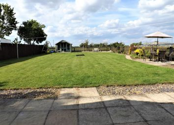 Thumbnail 3 bed detached bungalow for sale in Jekils Bank, Holbeach St. Johns, Holbeach, Spalding