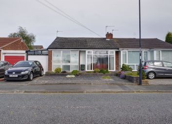 Thumbnail 2 bed semi-detached bungalow for sale in Chadderton Drive, Chapel House, Newcastle Upon Tyne