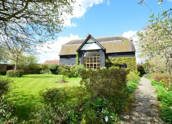 Thumbnail 6 bed barn conversion for sale in Clare, Sudbury, Suffolk